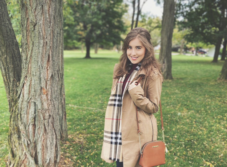 5-Piece Classic Fall Outfit
