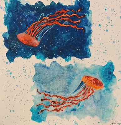 Watercolor Jellyfish Silkscreen.JPG