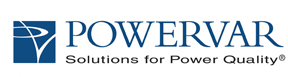 POWERVAR Logo