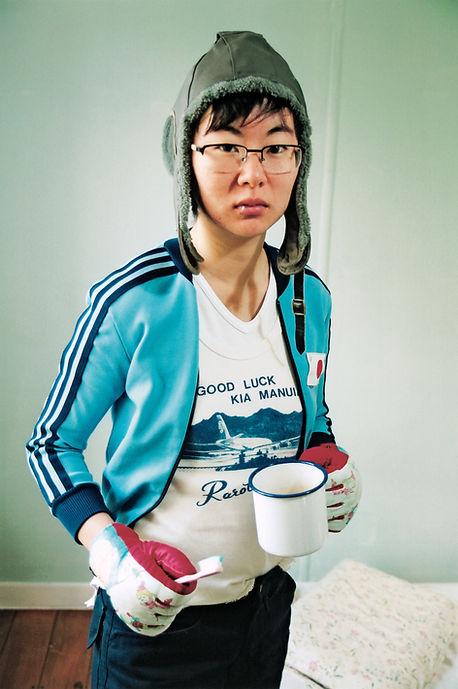 'Fuyuko' C-Type Photograph by Natasha Cantwell