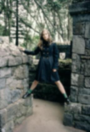 Snez Rista Novic for No Magazine by Natasha Cantwell