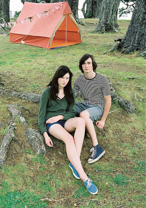 Jessica and Andrew for Frankie Magazine by Natasha Cantwell