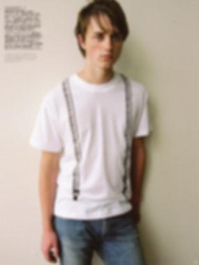 Daniel for Frankie Magazine by Natasha Cantwell