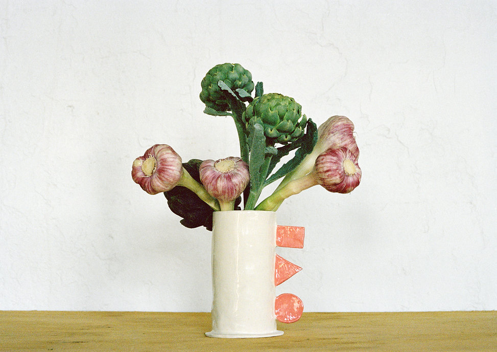 Grace Brown Ceramics for Lunch Lady Magazine by Natasha Cantwell