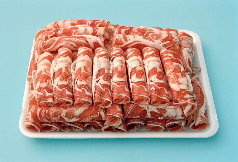 'Candy Meat' C-Type Photograph by Natasha Cantwell