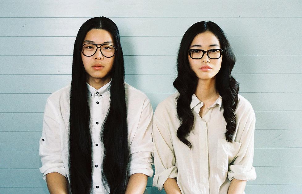 Seon and Teva for Frankie Magazine by Natasha Cantwell