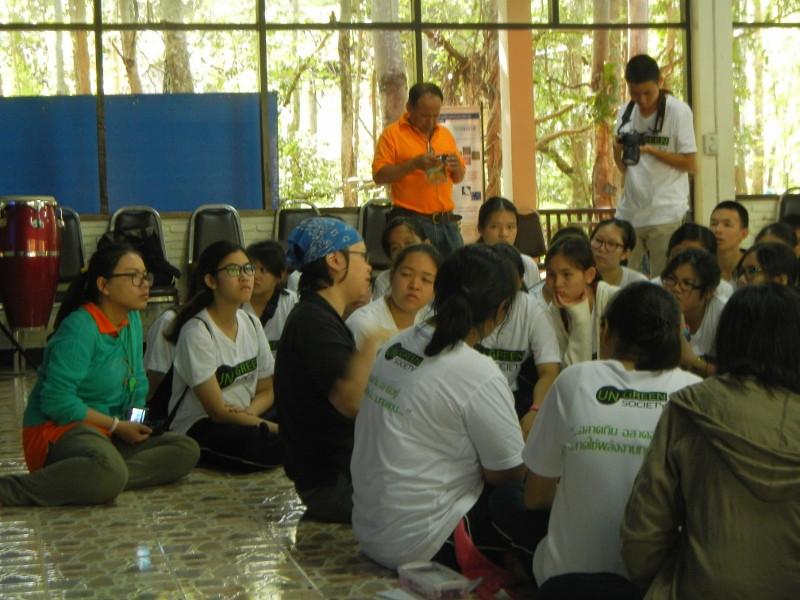 Thai Primary & Secondary Students