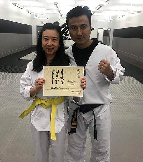 Women's Taekwondo