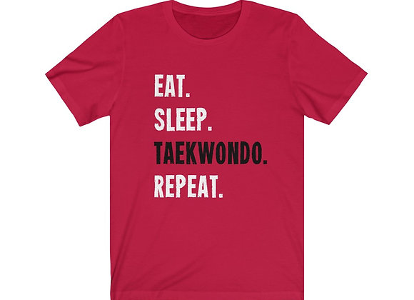 Eat. Sleep. Taekwondo. Repeat.