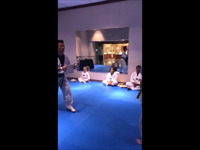 Kick Breaking