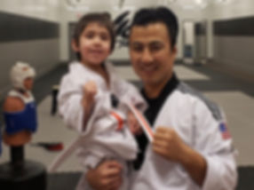 Little Tigers Taekwondo