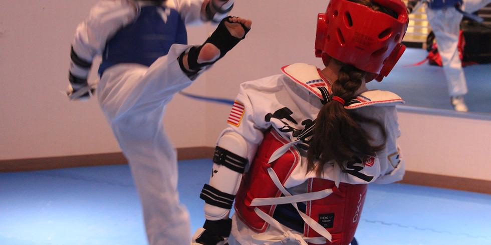 4th Annual In-School Taekwondo Championship