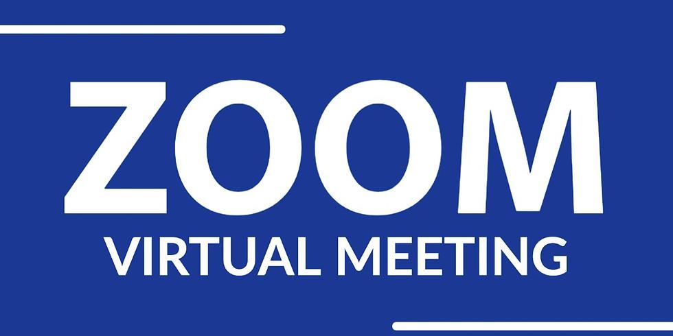 Rotary Club Virtual Meeting