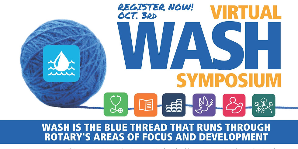 District Event - WASH Virtual Symposium