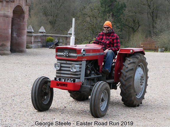 George Steele - Easter Road Run 2019