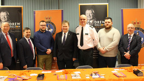 Criminal Justice Careers Fair a great success
