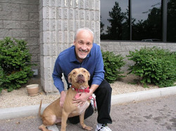 Ed and a Pitty