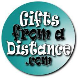 GIFTS FROM A DISTANCE LOGO