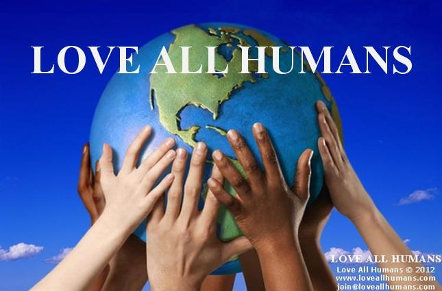 Love All Humans
