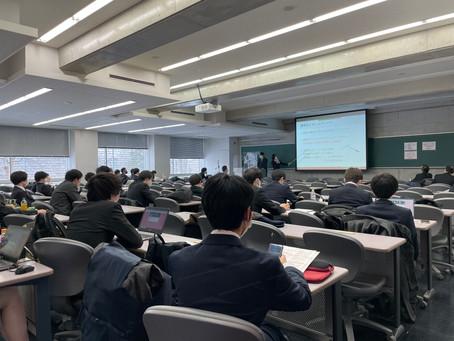 2021/02/04 2020年度電気電子工学科の卒業研究発表会が実施されました。