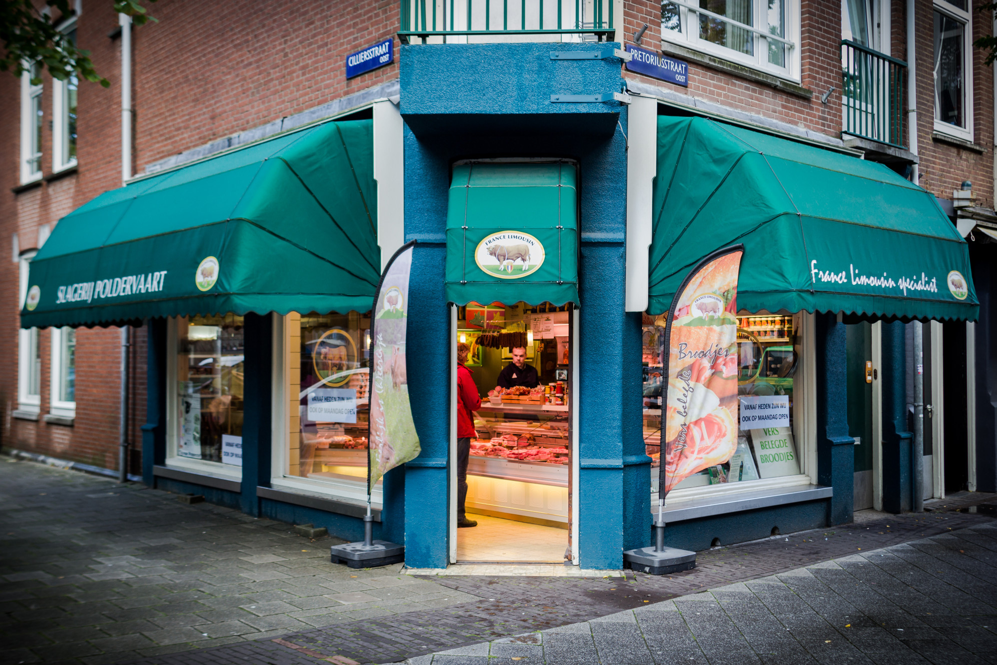 De Natuurvlees specialist van Amsterdam | Slagerij Poldervaart