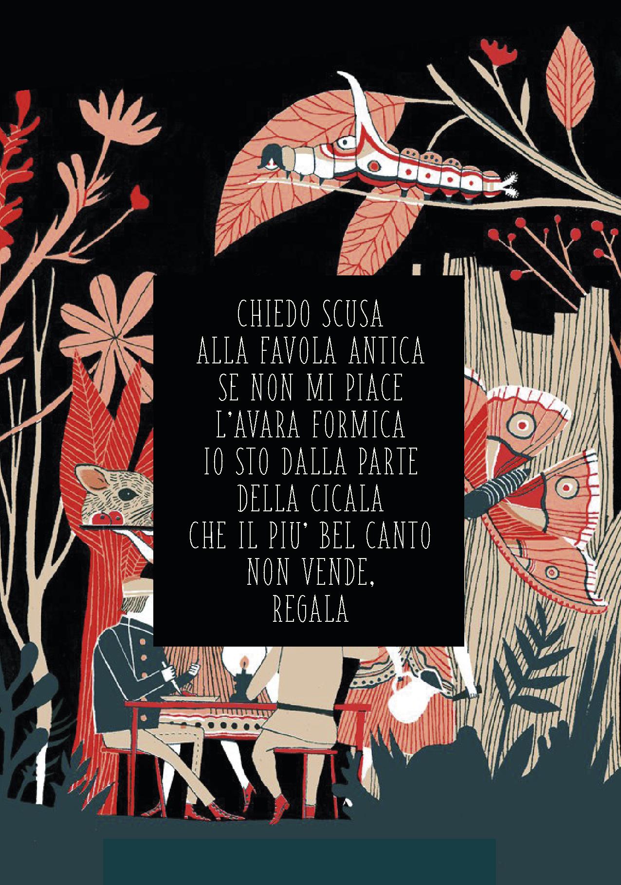 IL CANTO DELLA CICALA programma 2017
