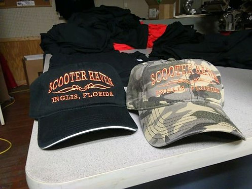 Scooter Haven Hats