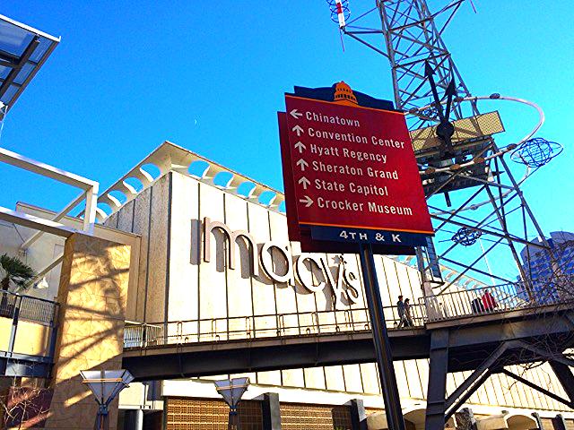 MACY'S in Sacramento