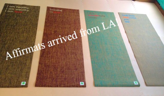 L.Aから輸入