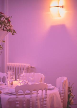 Décoration mariage à Paris