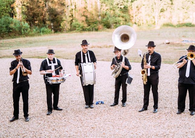 Orchestre mariage - wedding band