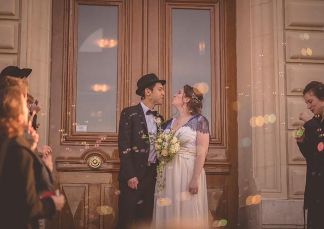 Mariage à Rueil Malmaison