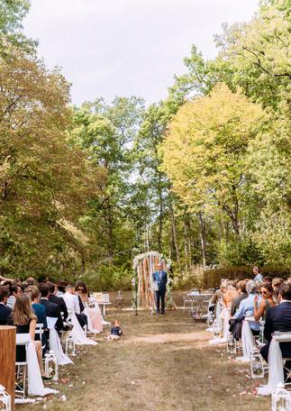 Mariage au château - Castle wedding