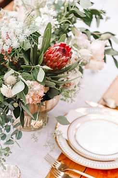 Wedding décor for