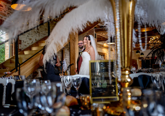 Découverte de la décoration style Gadsby - Discovering Gadsby wedding decor