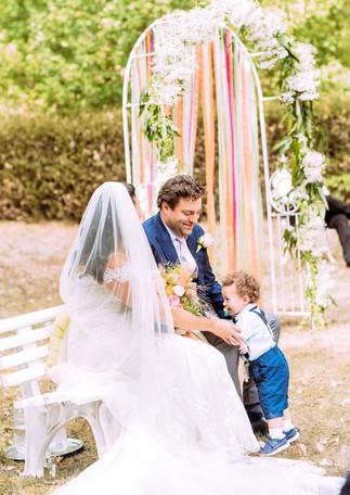 Family & wedding day