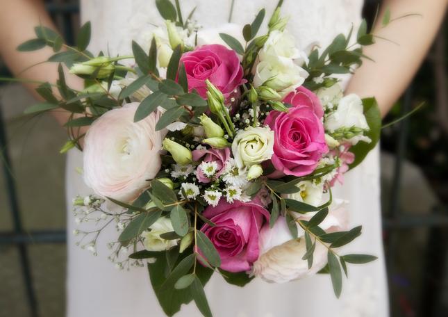 Bouquet Champêtre et chic