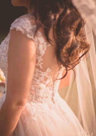 Robe de la mariée - Bride's dress