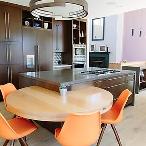Big Sur inspired Kitchen