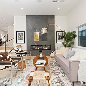Los Angeles Modern Living Room