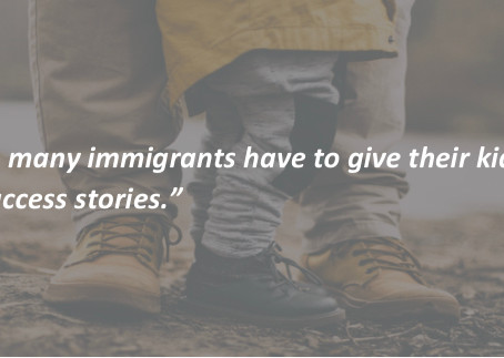 First Generation Immigrants & Parenting: Five things to keep in mind to help your children succeed