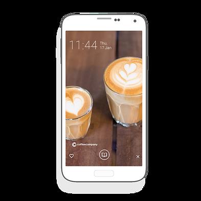 Pabbl app phone 01