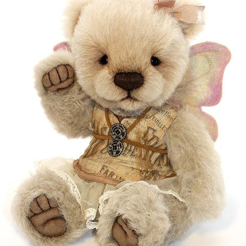 """Stinkerbell"" the Steampunk Pixie Bear"