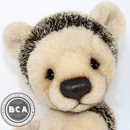 Nov 2019 BCA Show - Pepper the Hedgehog