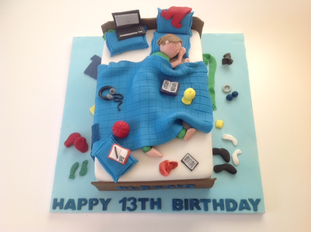 Boys Bedroom Cake photo 3.JPG