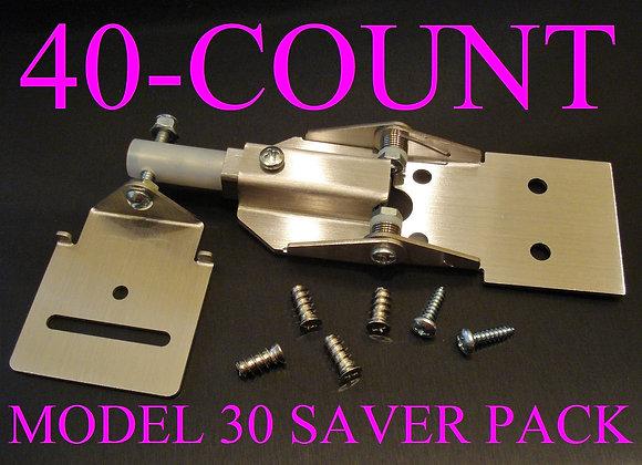 40-Pack, Flying Toekicks™ Model 30