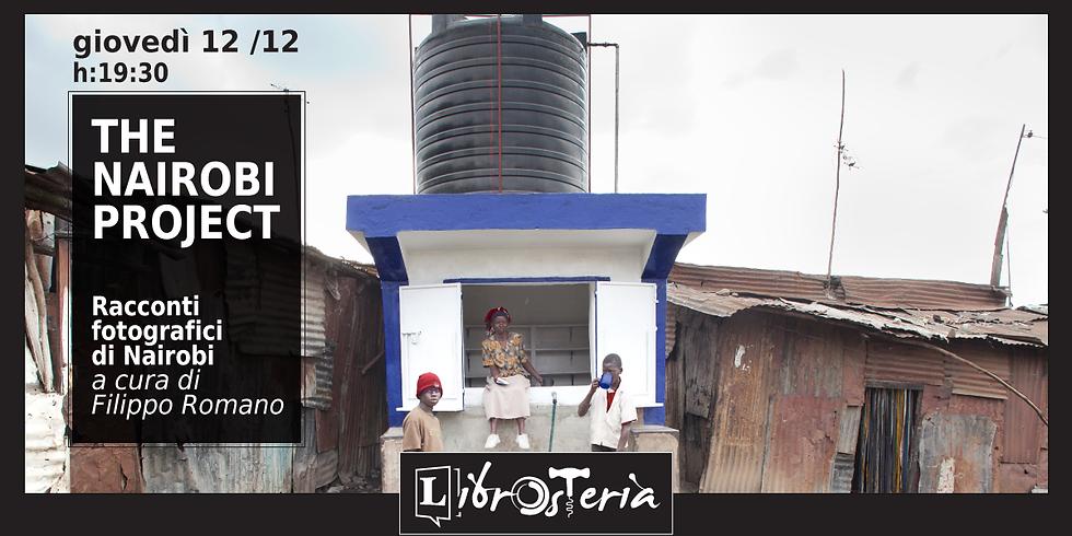 The Nairobi Project - racconti fotografici con Filippo Romano