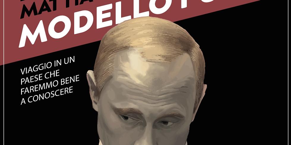 Modello Putin - Presentazione del libro