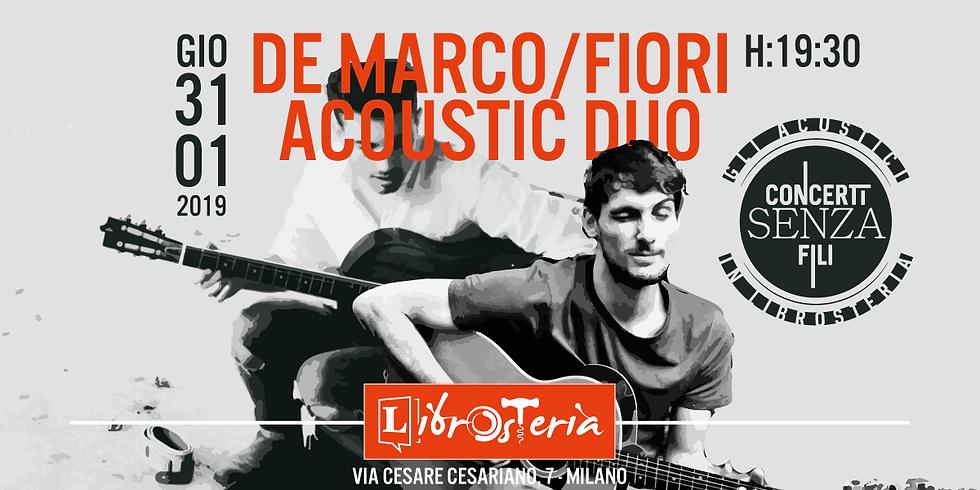 De Marco Fiori Blues Duo