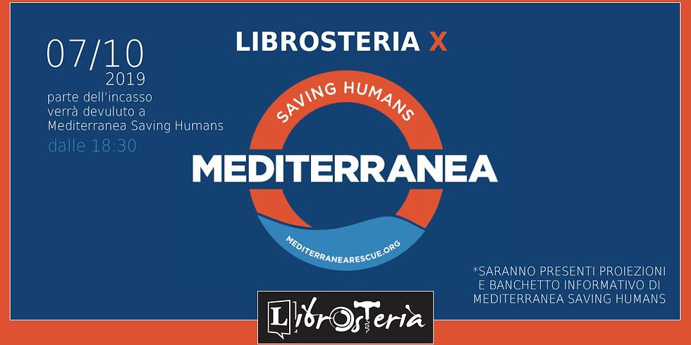 LibrOsteria x Mediterranea